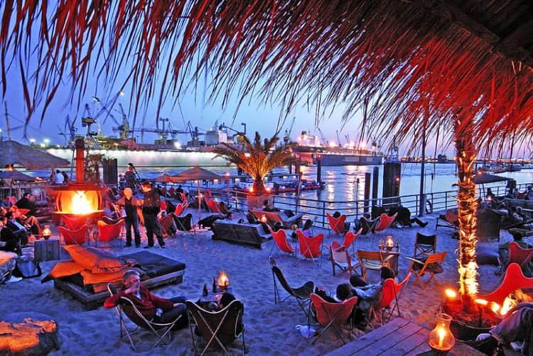 Strand Pauli - Urban Beach