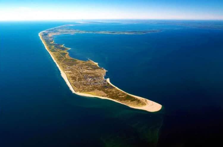 The island of Sylt