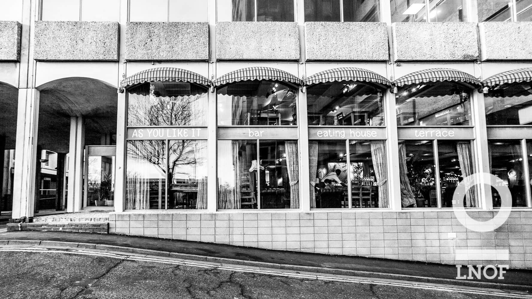 As You Like It restaurant in Jesmond