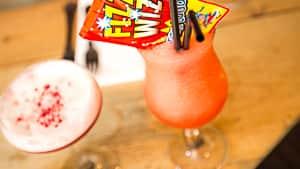 Bubblegum Daiquiri cocktail at As You Like It