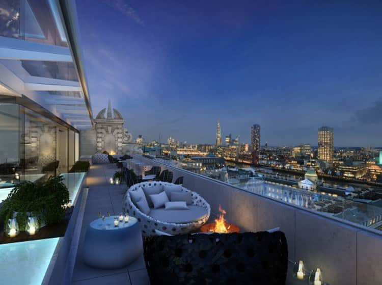 5 of the Best Rooftop Bars in London | Last Night of Freedom