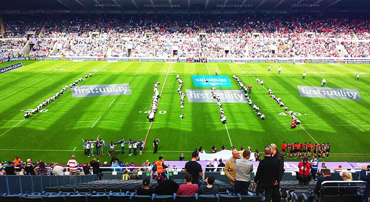Magic Weekend at St James's Park