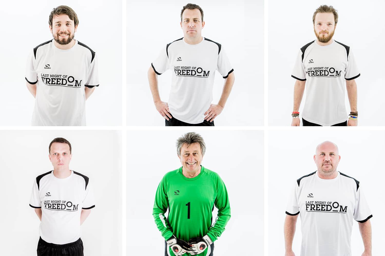 LNOF football team B
