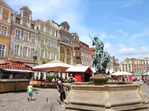 Stary Rynek in Poznan