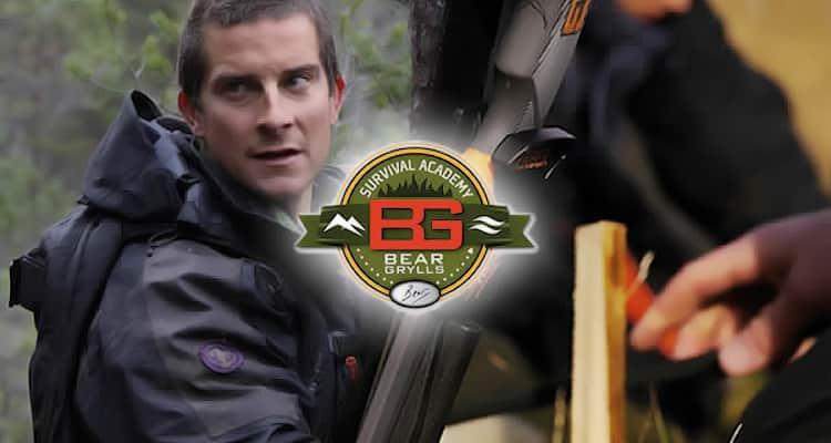 Survival weekend with bear grylls 30