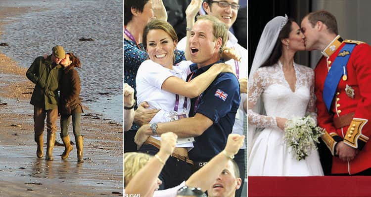 Kate and William couple pictures
