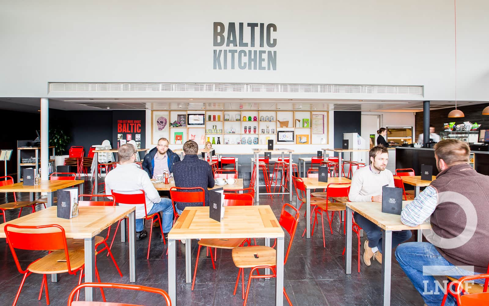 Last Night of Freedom staff at Baltic Kitchen in Newcastle Gateshead