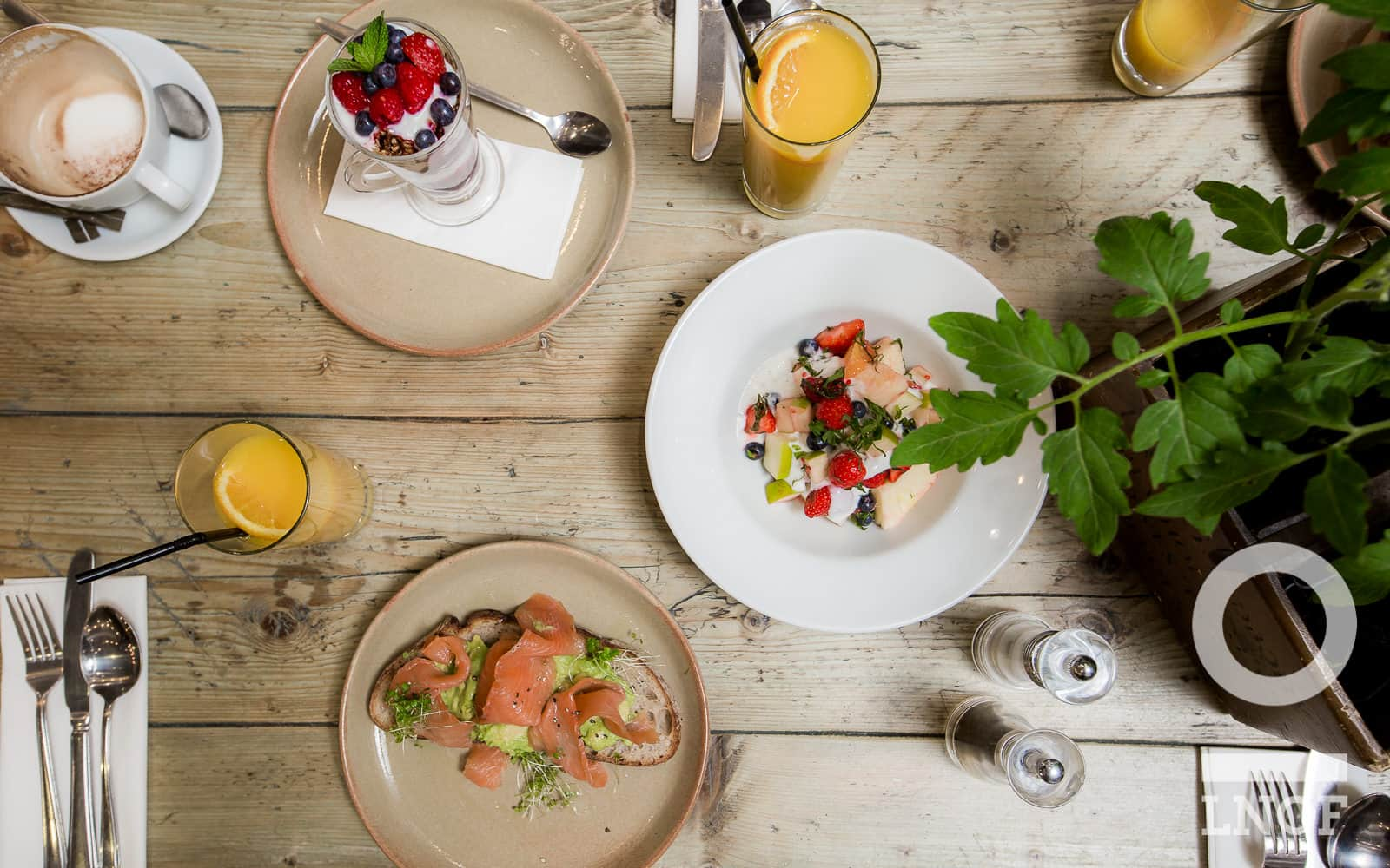 Hangover breakfasts at Garden Kitchen in Newcastle upon Tyne