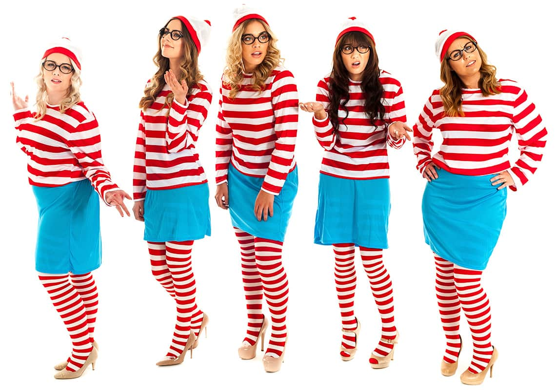 89b30c77c7c Where s Wally Hen Theme