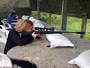 Cheryl shooting