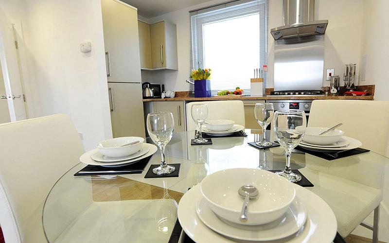 Limehouse City Docklands Kitchen