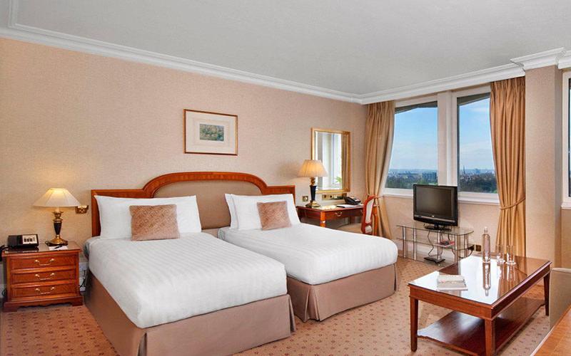 Lancaster London Hotel Bedroom
