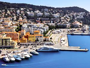 It&#146s nice in Nice!