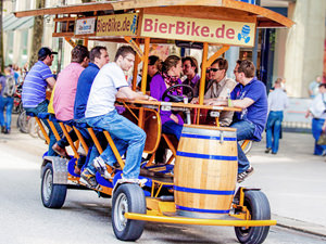 Beer Bike & Babes