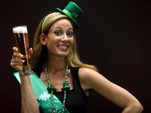 Irish Themed Night &amp Clubbing