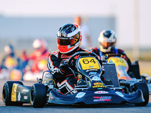 Party, Karting & Dinner Package