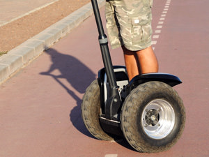 Segways in Spain