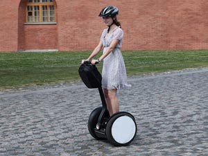 Segway in the City