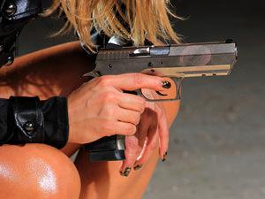 Shooting. Strippers & Clubbing Weekend