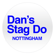 basic stag do badges
