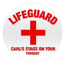 Lifeguard badges