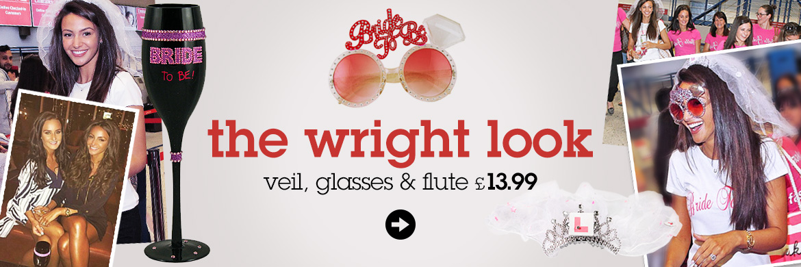 michelle keegan bride to be kit - the wright look