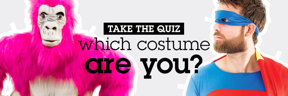 Stag Fancy Dress Costume Generator