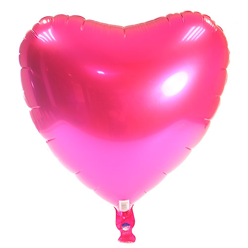 Beautiful Hot Pink Foil Balloon