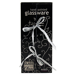 Bride To Be Champagne Flute Packaging