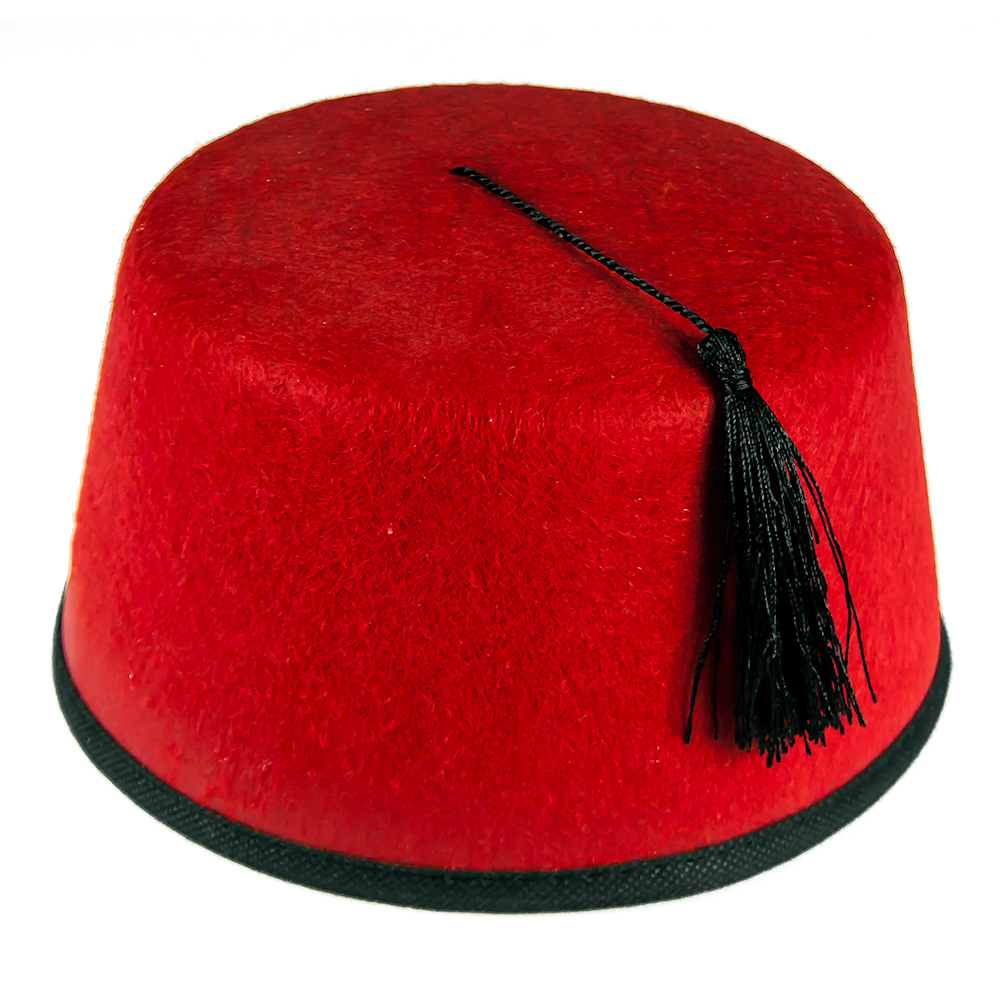 177b64c781e Red Fez Hat - £1.99 - 50+ In Stock - Last Night of Freedom