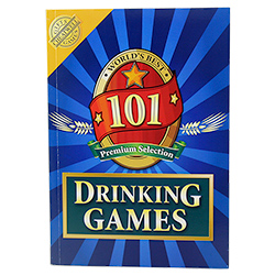 Box Of 101 Drinking Games