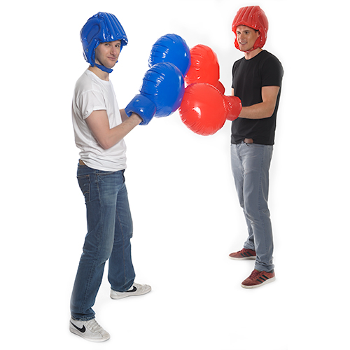 Novelty Blow Up Boxing Equipment