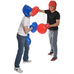 Novelty Blow Up Boxing Equipment Punch