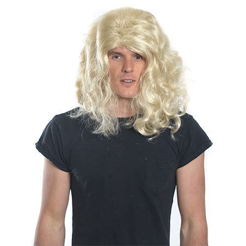 Long Blonde Wig For Drag Costumes