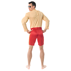 Official Baywatch Costume from the back