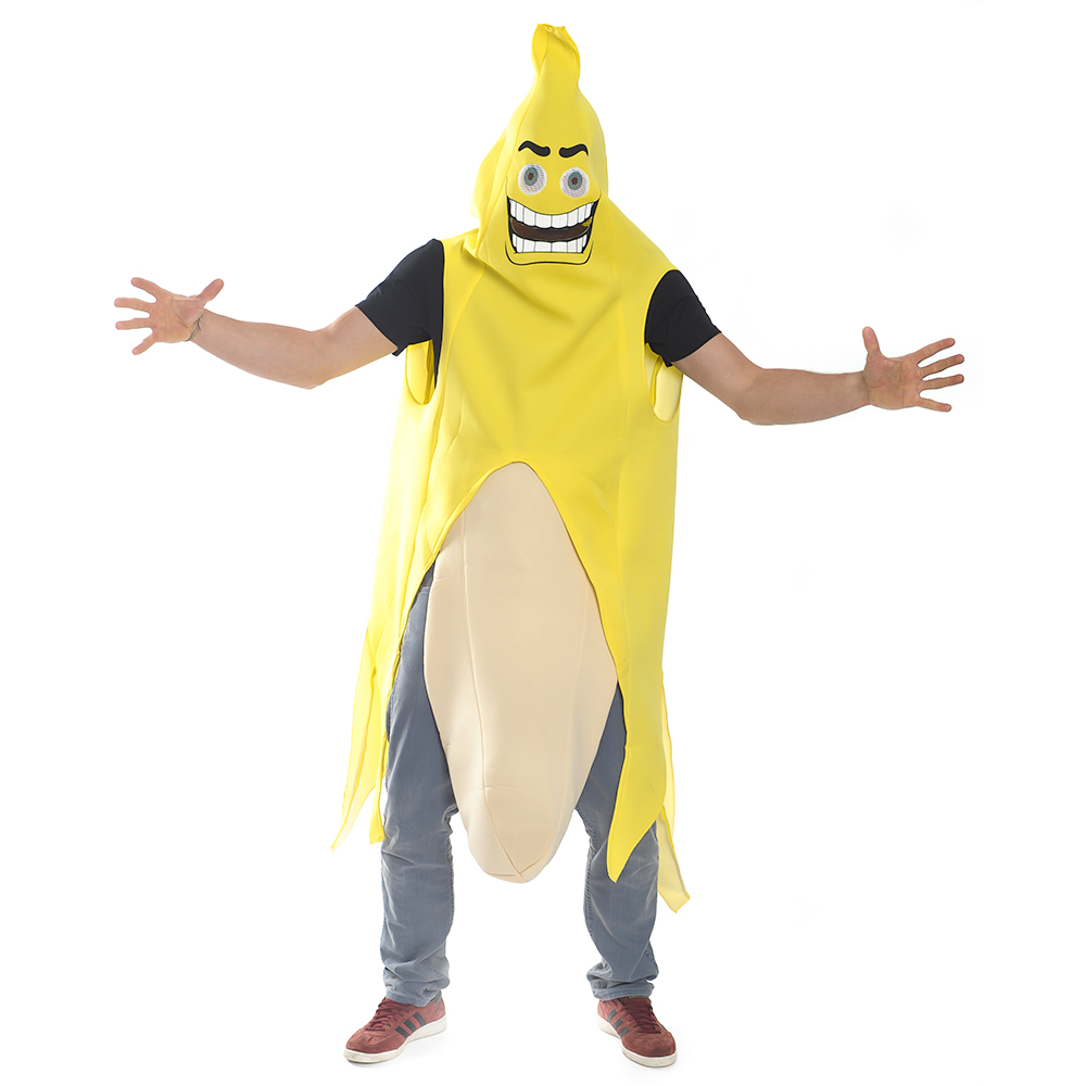 Comical Flashing Banana Outfit