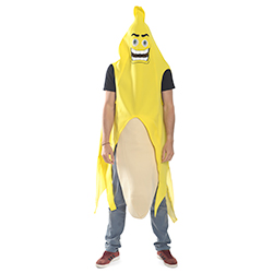 Comical Flashing Banana Outfit