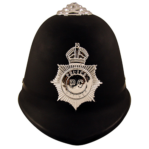 Great Quality Plastic Police Helmet