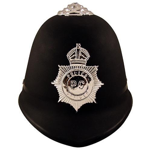 Great Quality Plastic Police Helmet