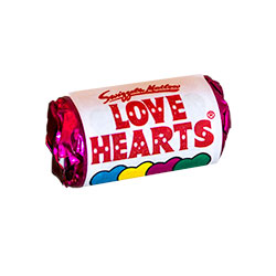 Hen Party Love Hearts Wrapping