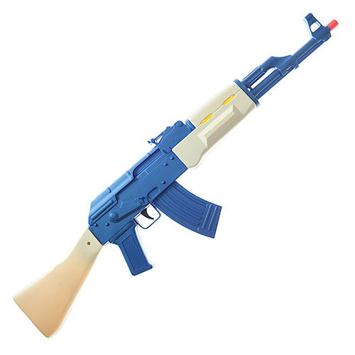 Toy Gun AK 47 Rifle With Packaging
