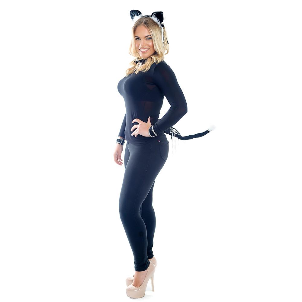Cat Fancy Dress Accessories Kit