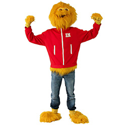 Honey Monster Costume Muscles