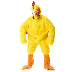 Clucking great
