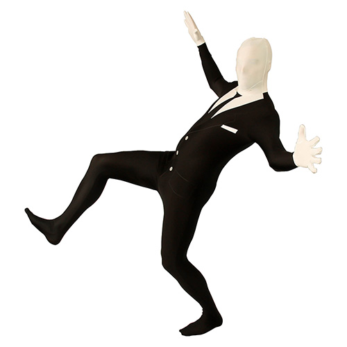 Off Ballance Suit Morphsuit