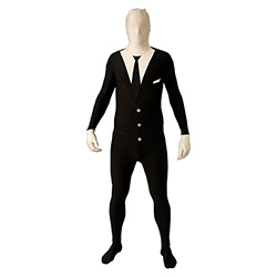 Standing Upright Suit Morphsuit