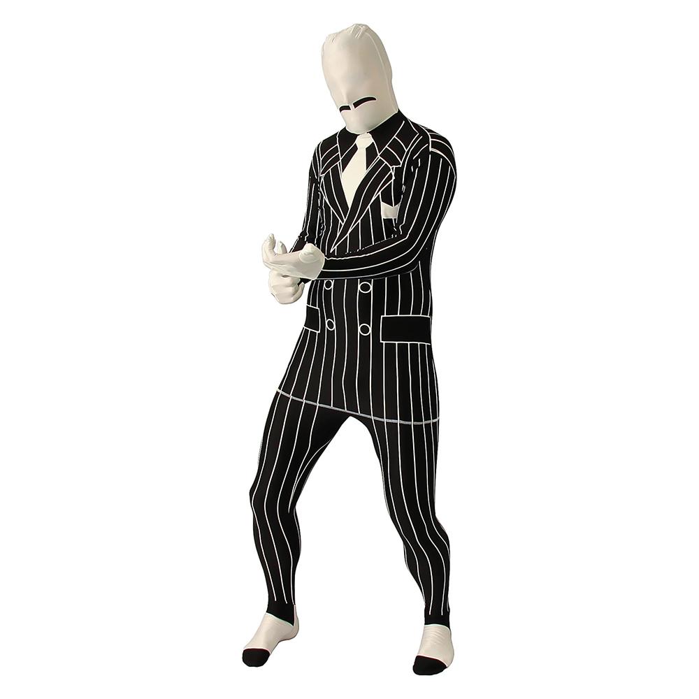 Air Gun Gangster Morph Suit