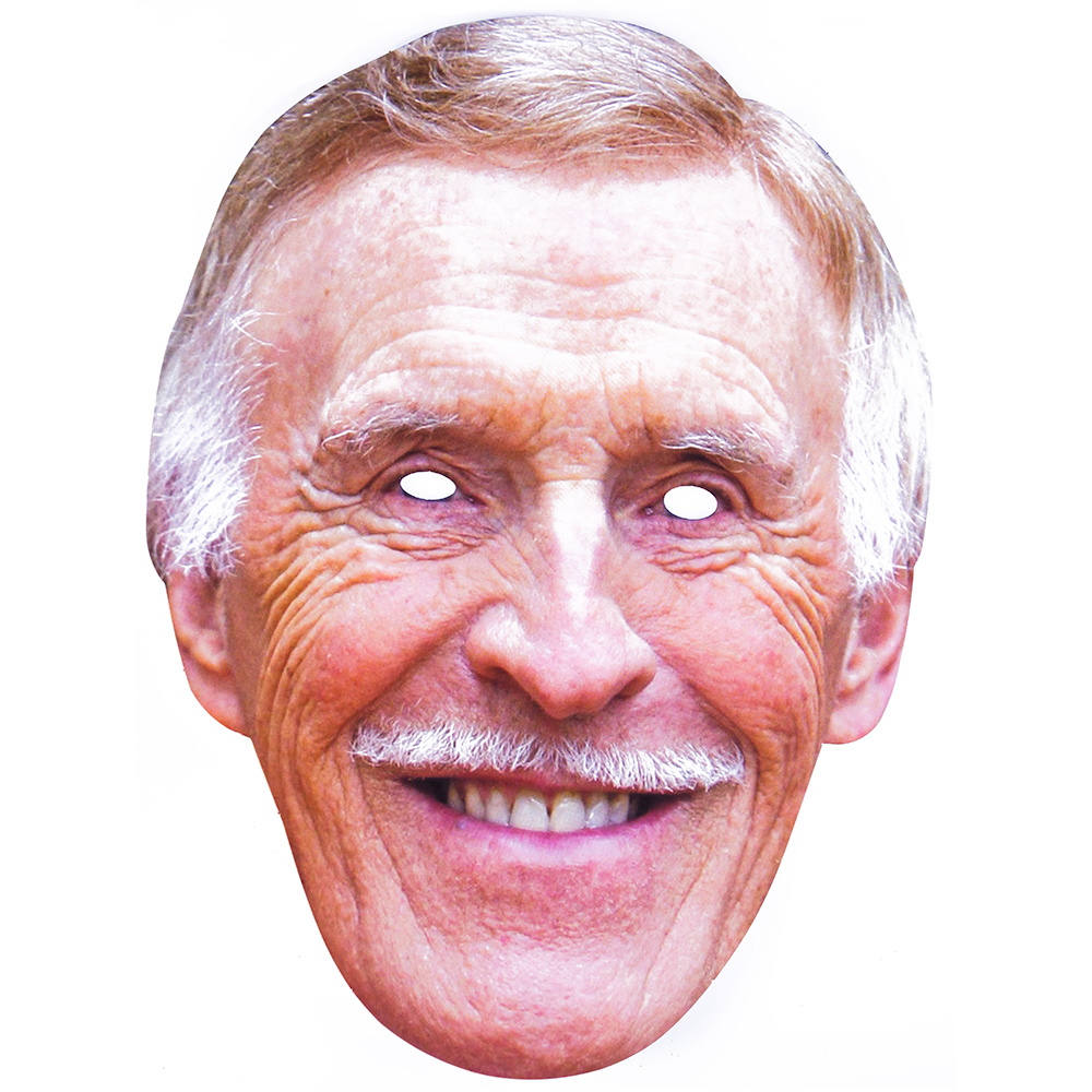Bruce Forsyth Character Mask
