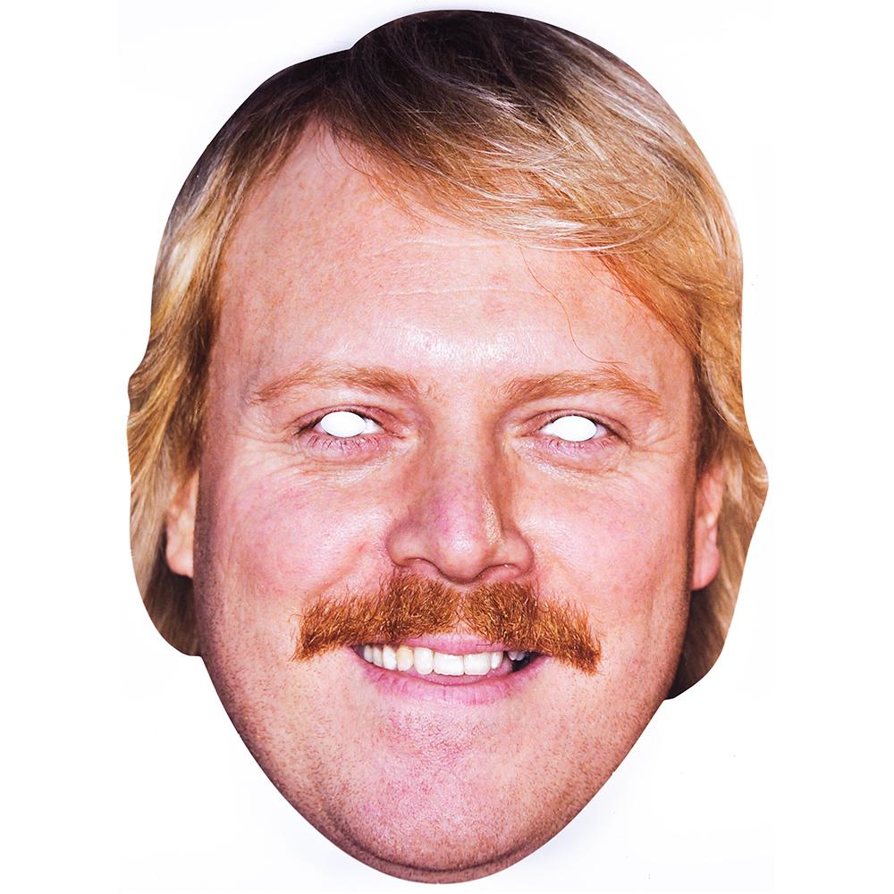 Fantastic Celebrity Cardboard Keith Lemon Mask