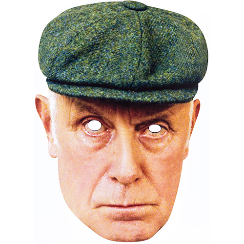 Card Mask of Victor Meldrew